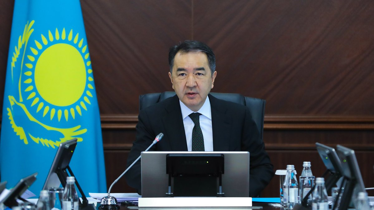 Готовимся к худшему – аким Алматы Сагинтаев